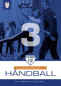 Klubbhåndbok del 3 Håndball