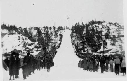 Blåkollen 1939