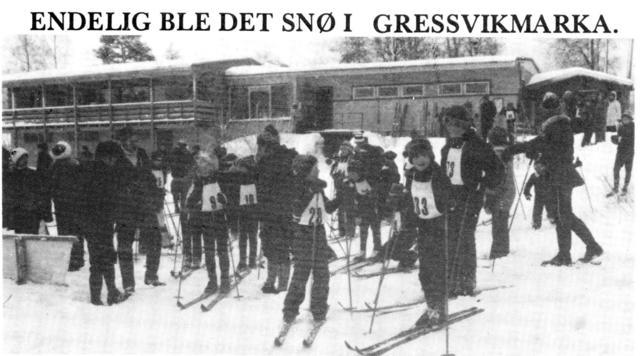 1977 - Skirenn i Trondalen