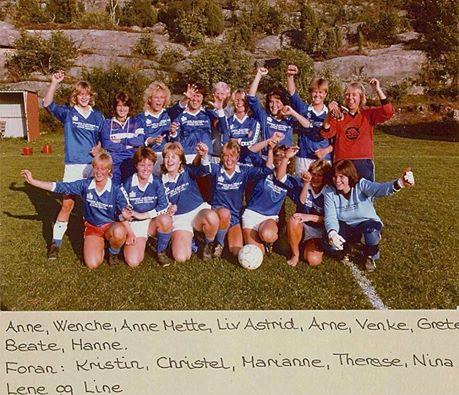 Damelaget 1984