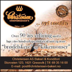 Christensen Bakeri.