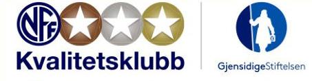 Logo NFF Kvalitetsklubb