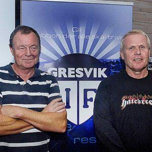 Lasse Steve og Jan Christian Häckert inviterer til Motivasjon, Påvirkning, Mobbing og forhold rundt rus.