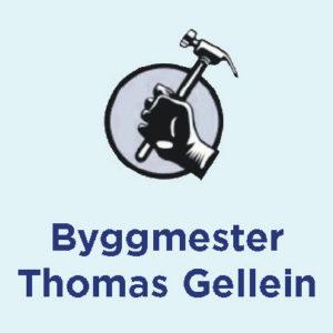 Byggmester Thomas Gellein.