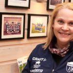 Monicka Hegge er den nye miljøkontakten i fotballavdelingen